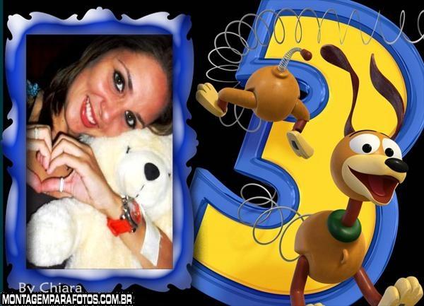 MolduraToy Store Cão Slinky