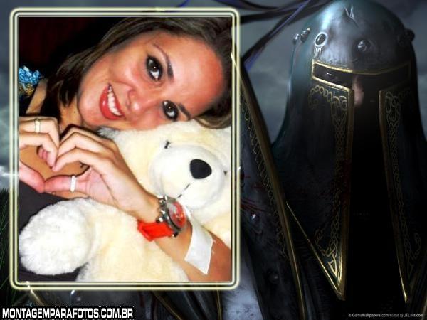 Moldura Warcraft 3 o Jogo