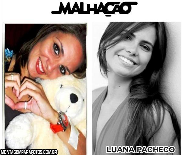 Moldura Luana Pacheco