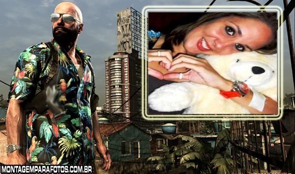 Personagem Max Payne 3