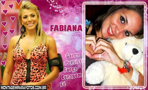 Moldura Fabiana BBB 12