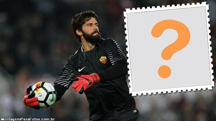 Alisson Goleiro do Roma