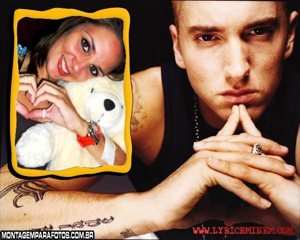 Moldura Eminem