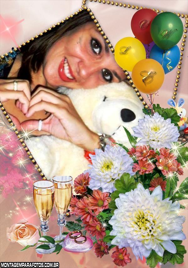 Flores e Champagne Noivado