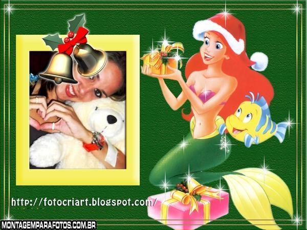 Natal da Pequena Sereia
