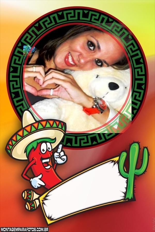 Moldura Pimenta Mexicana