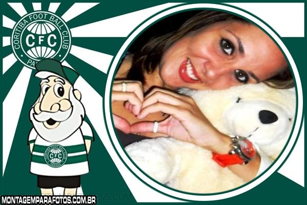Mascote do Time Coritiba