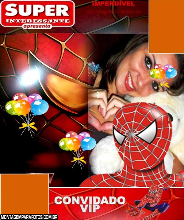 Super Interessante SpiderMan