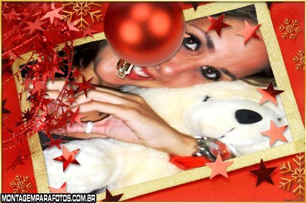 Moldura Bonita de Natal