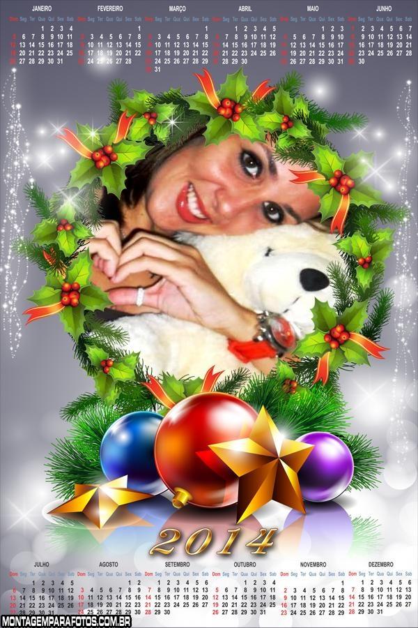 Guirlanda de Natal 2014