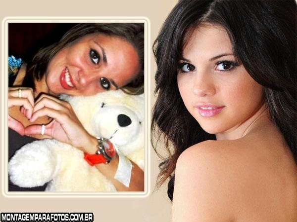 Selena Gomez FotoMoldura