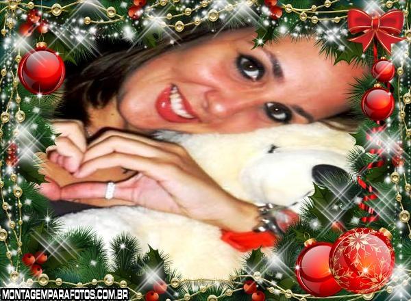 Emoldurar Moldura de Natal