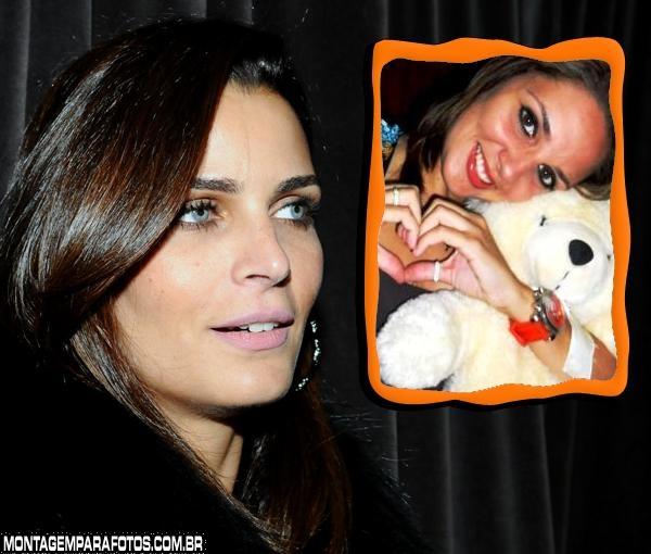 Moldura Fernanda Montenegro