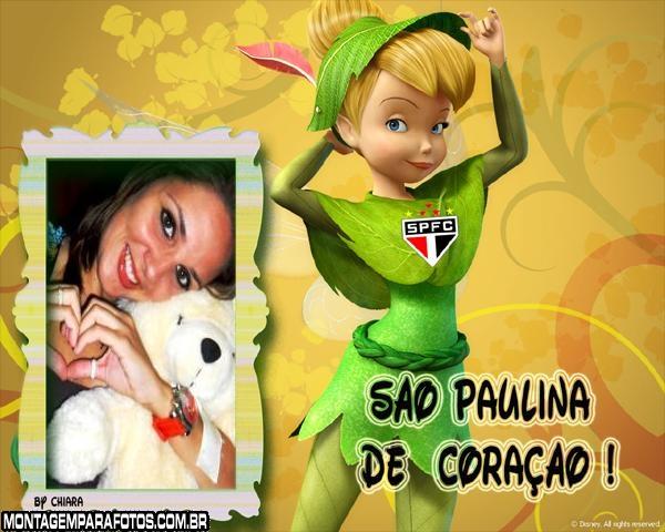 Moldura São Paulina Coração