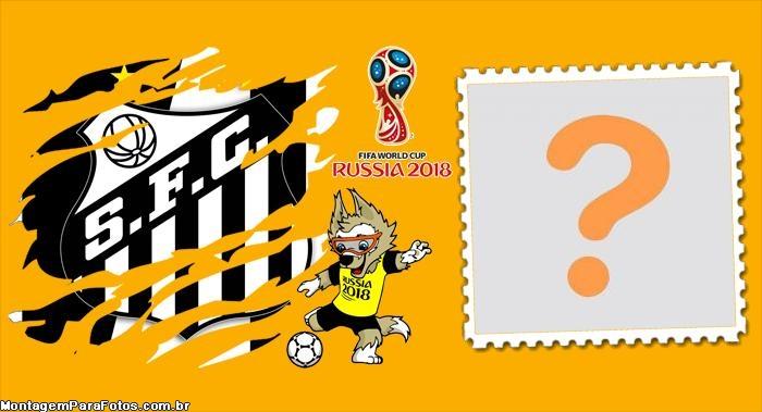 Santos Copa do Mundo 2018