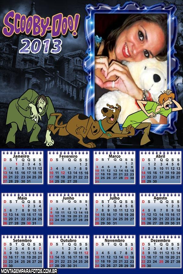 Desenho Scooby Doo 2013