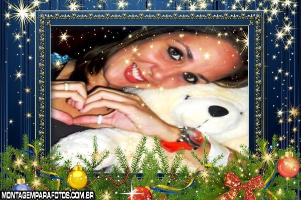 Moldura Natal Especial