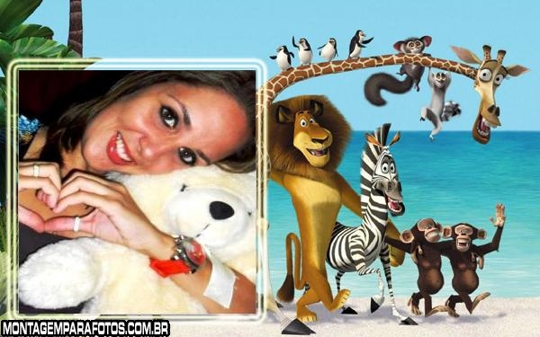 Personagens Madagascar 3