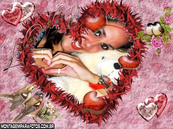 Coração do Amor e Pássaros