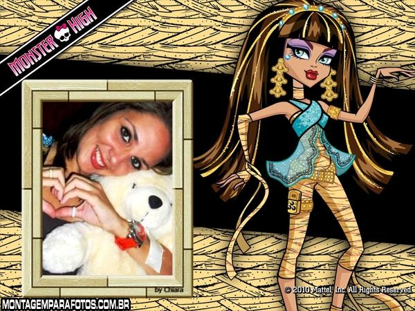 Cleo De Nile Monster High