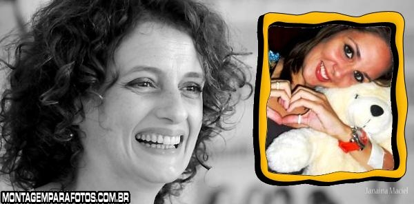 Moldura Denise Fraga