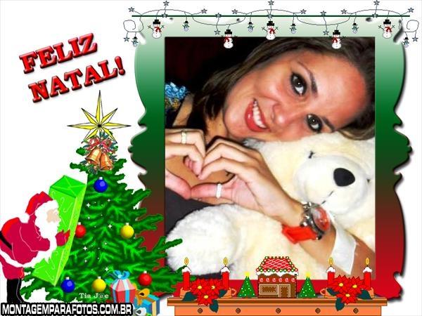 Papai Noel,Árvore e Presentes