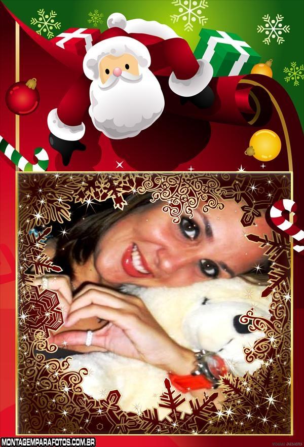 Moldura Natal Maravilhoso