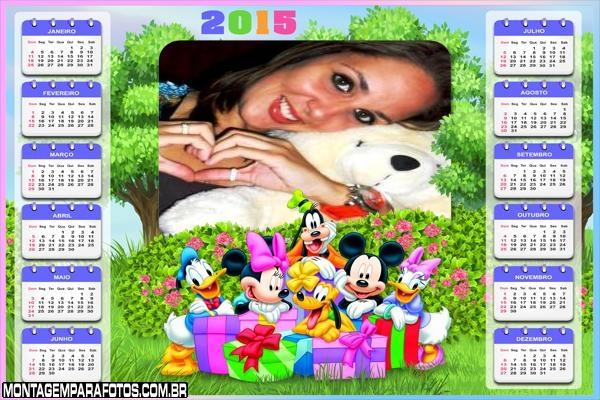 Família Disney Mickey 2015