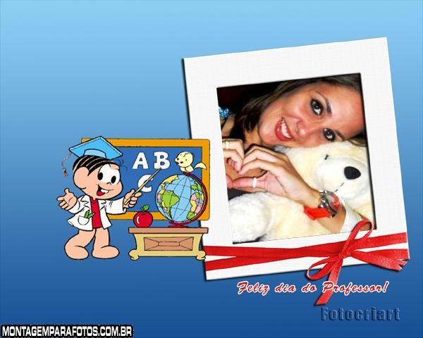 Mônica Dia do Professor ABC