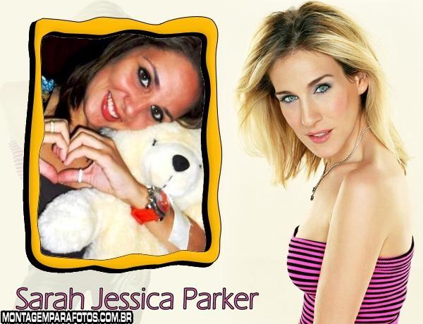 Moldura Sarah Jessica Parker