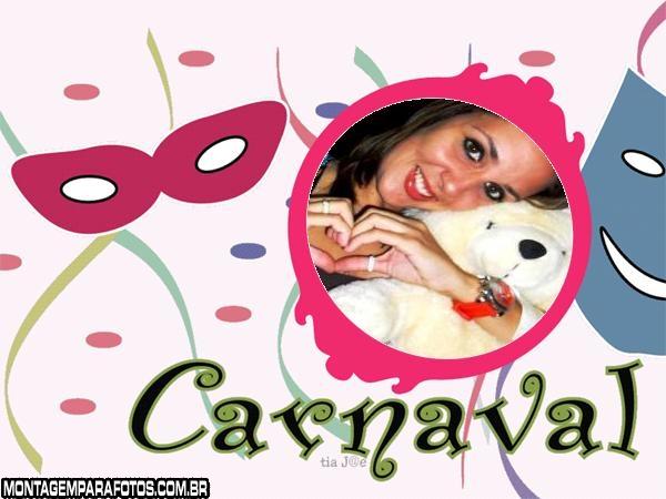 Máscaras de Carnaval Coloridas