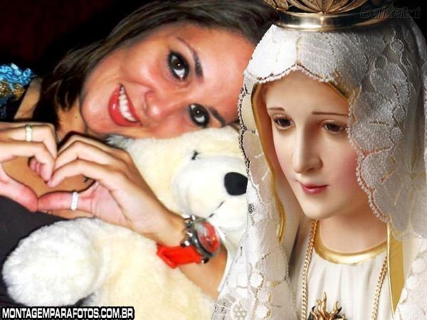 Moldura Nossa Senhora