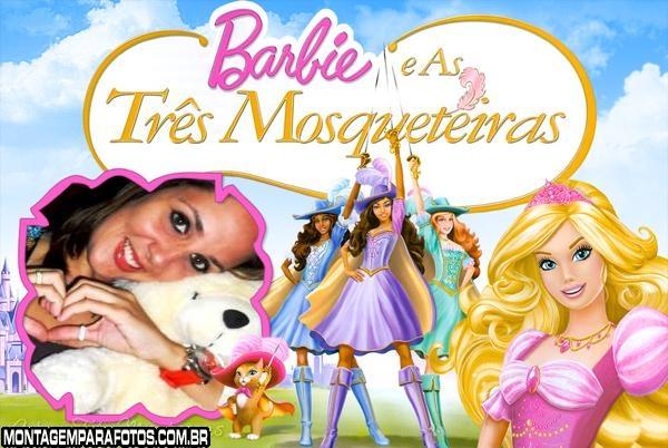 As Três Mosqueteiras e Barbie