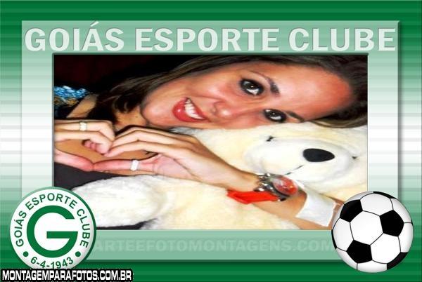 Bola Goiás Esporte Clube
