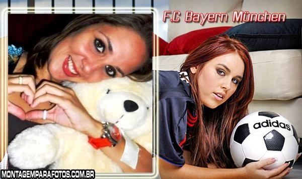 Moldura Musa Bayern Munich