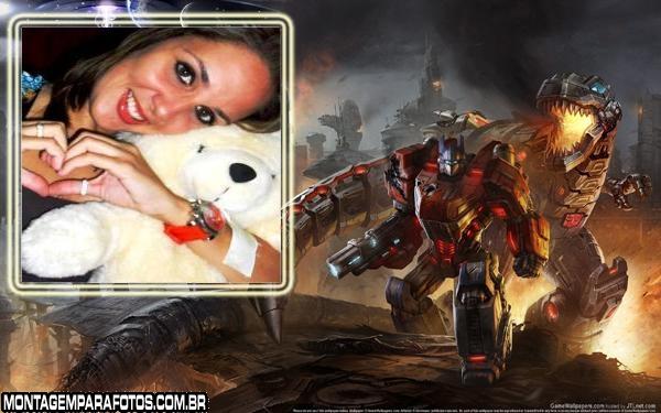 Transformers Batalha Jogo