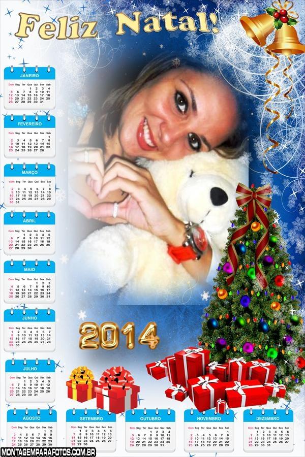 Presentes na Árvore de Natal 2014