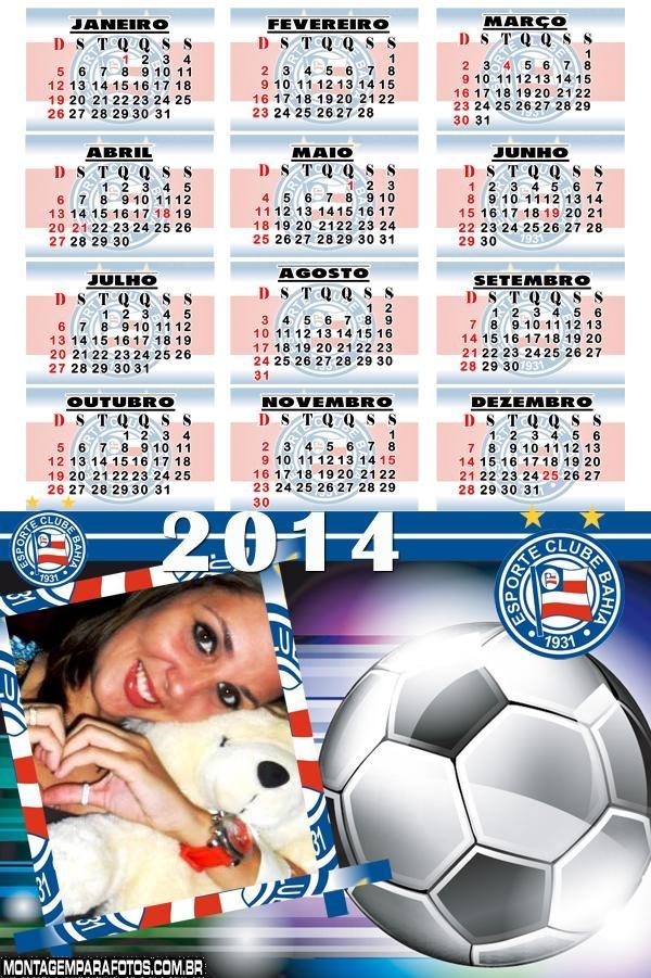 Bahia 2014 Futebol