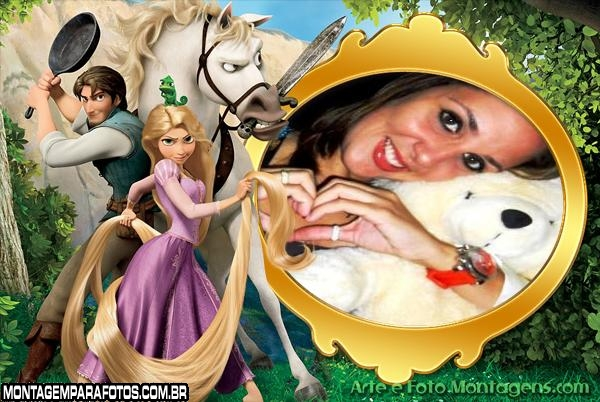 Rapunzel e Príncipe Cavaleiro
