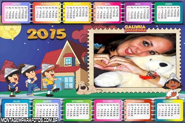 Quartel Galinha Pintadinha 2015