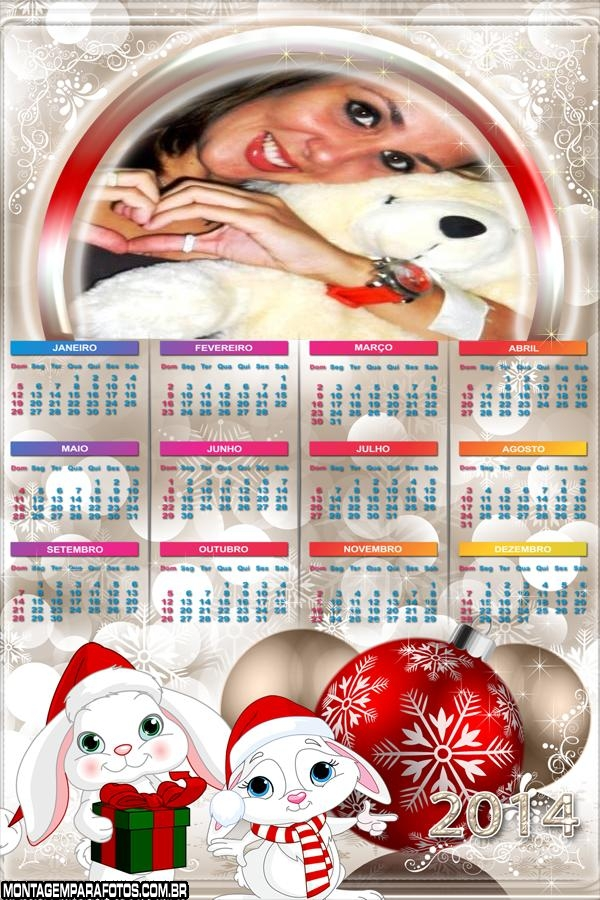 Coelhos de Natal 2014