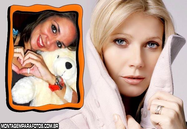 Moldura Gwyneth Paltrow