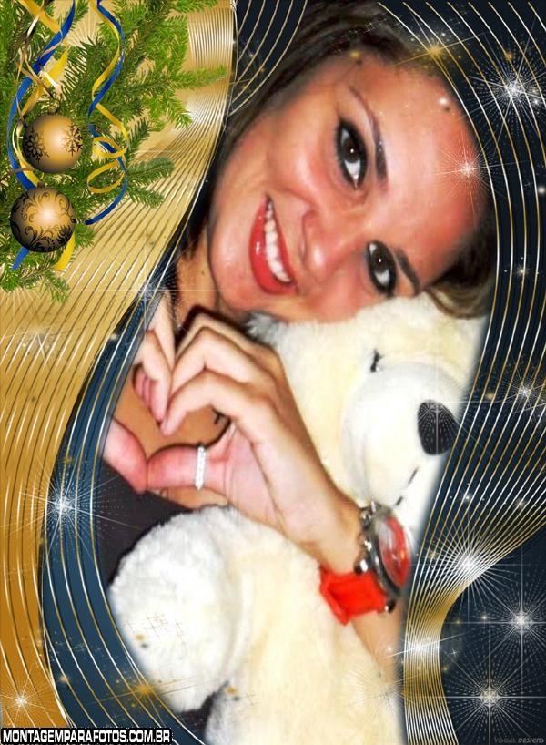Especial de Natal Moldura
