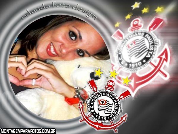 Moldura Do Corinthians Montagem Para Fotos Pictures