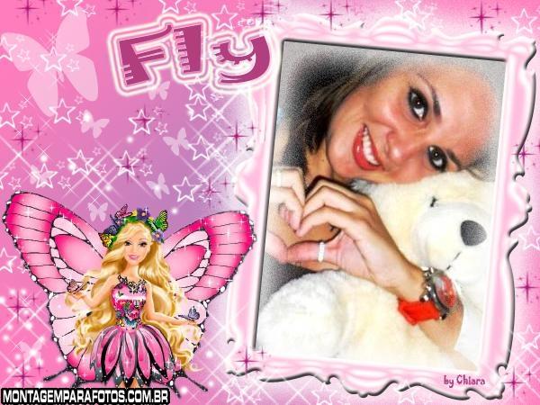 Moldura Fada Fly