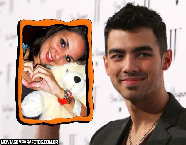 Moldura Joe Jonas