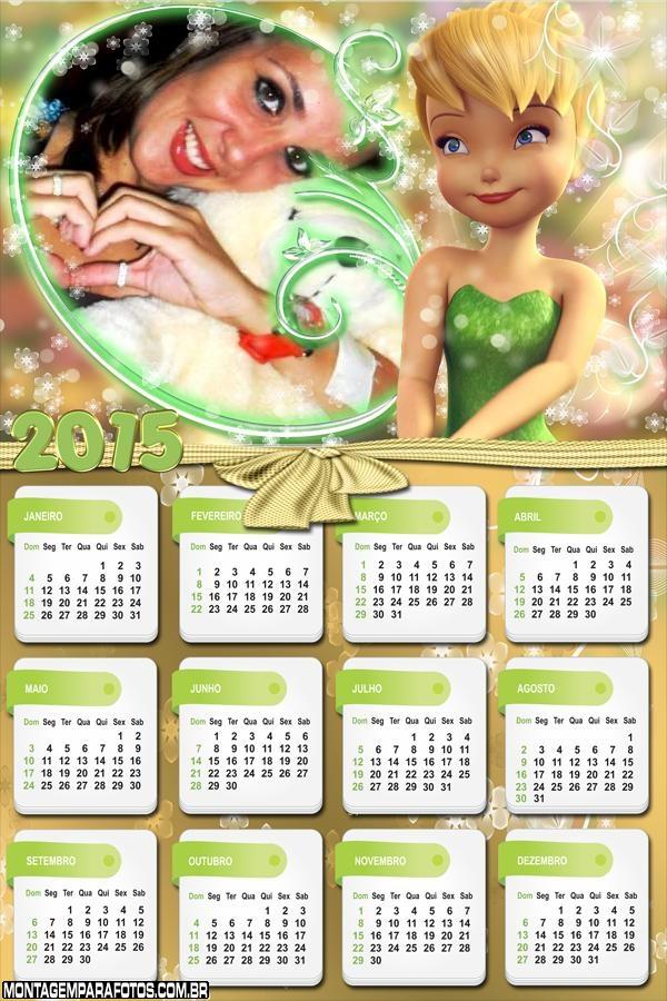 Tink Berry 2015 Calendário