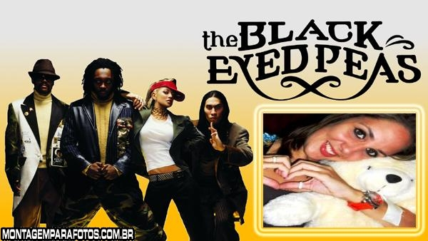 Black Eyed Peas FotoMoldura
