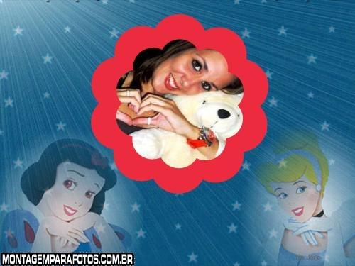 Princesas da Disney Encantada