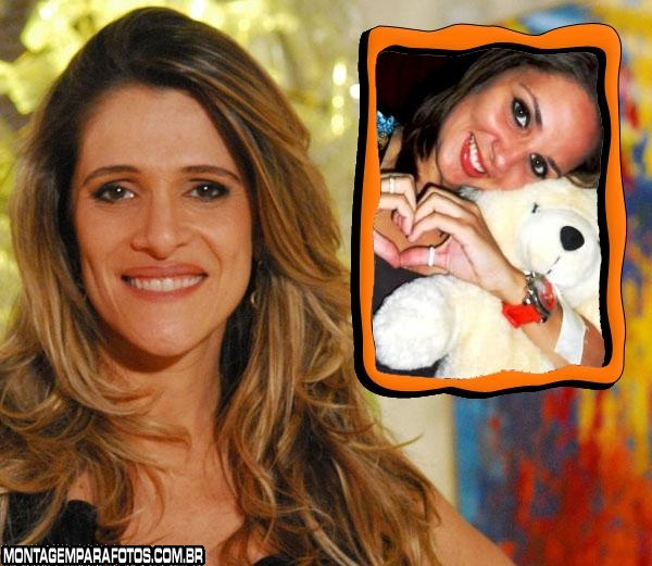 Moldura Ingrid Guimarães